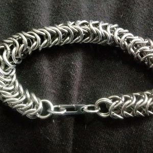 Other - Chainmail Handmade Bracelet